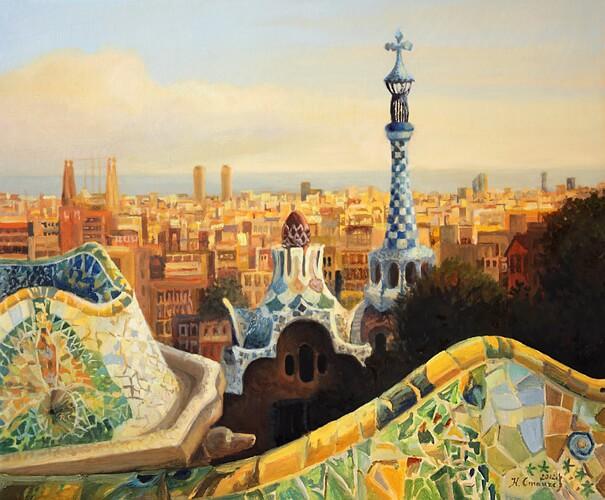 Barcelona Hikayeleri I: Bir Şehri Masala Çeviren Adam